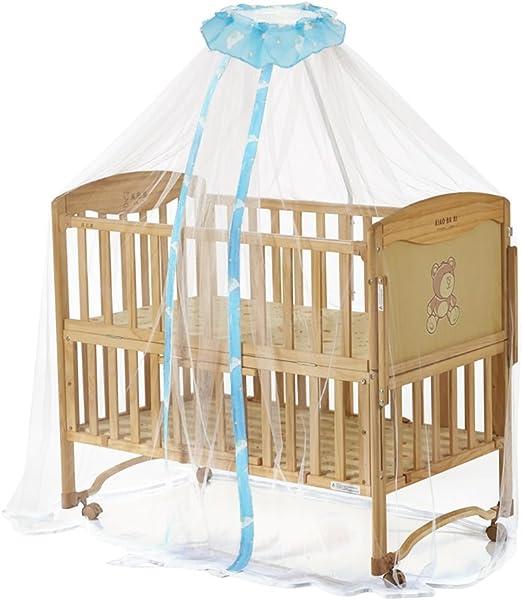 wei/ß UEETEK Langlebige Rund Moskitonetz Fliegennetz M/ückennetz Baby Kleinkind Bett Baldachin