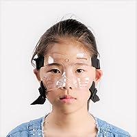 QianCheng - Máscara Protectora para la Nariz (tamaño pequeño, con Acolchado para niños y Adolescentes, QC-L5-S)