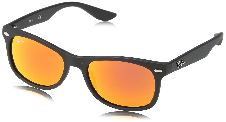 Ray Ban RjS Gafas de sol Rectangulares Matte Black
