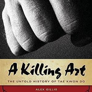 A Killing Art Audiobook