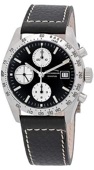 Champion 31044.04 - Reloj de pulsera para hombre, cronógrafo automático hecho