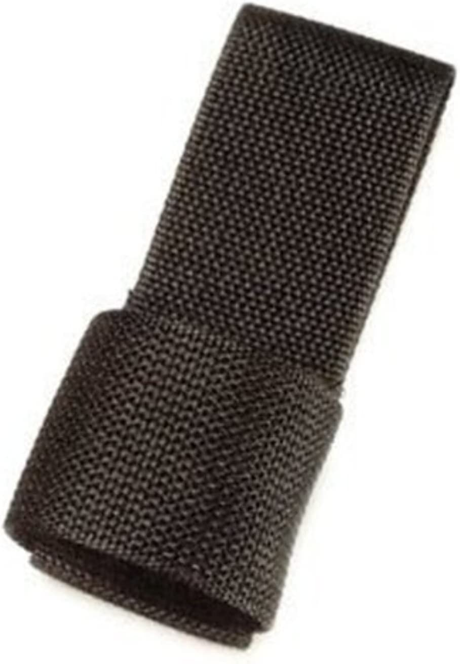 Leather Covered Flashlight Holder used by most United States Police Departments