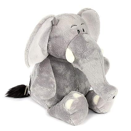 Amazon.com: Nuri Toys NICI Elefante ETHON peluche de peluche ...