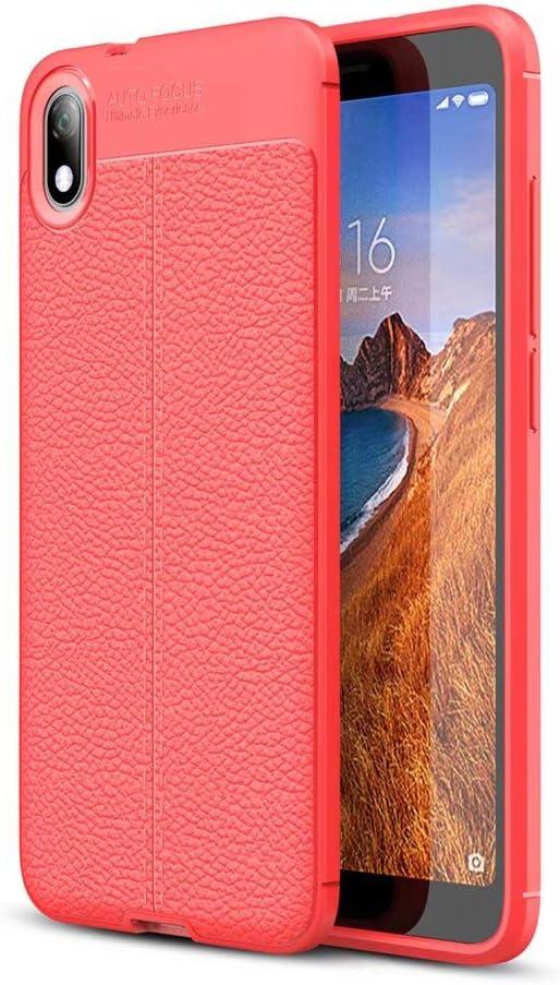 Niacoco Kompatibel Mit Xiaomi Redmi 7a Hülle Hauttextur Kamera