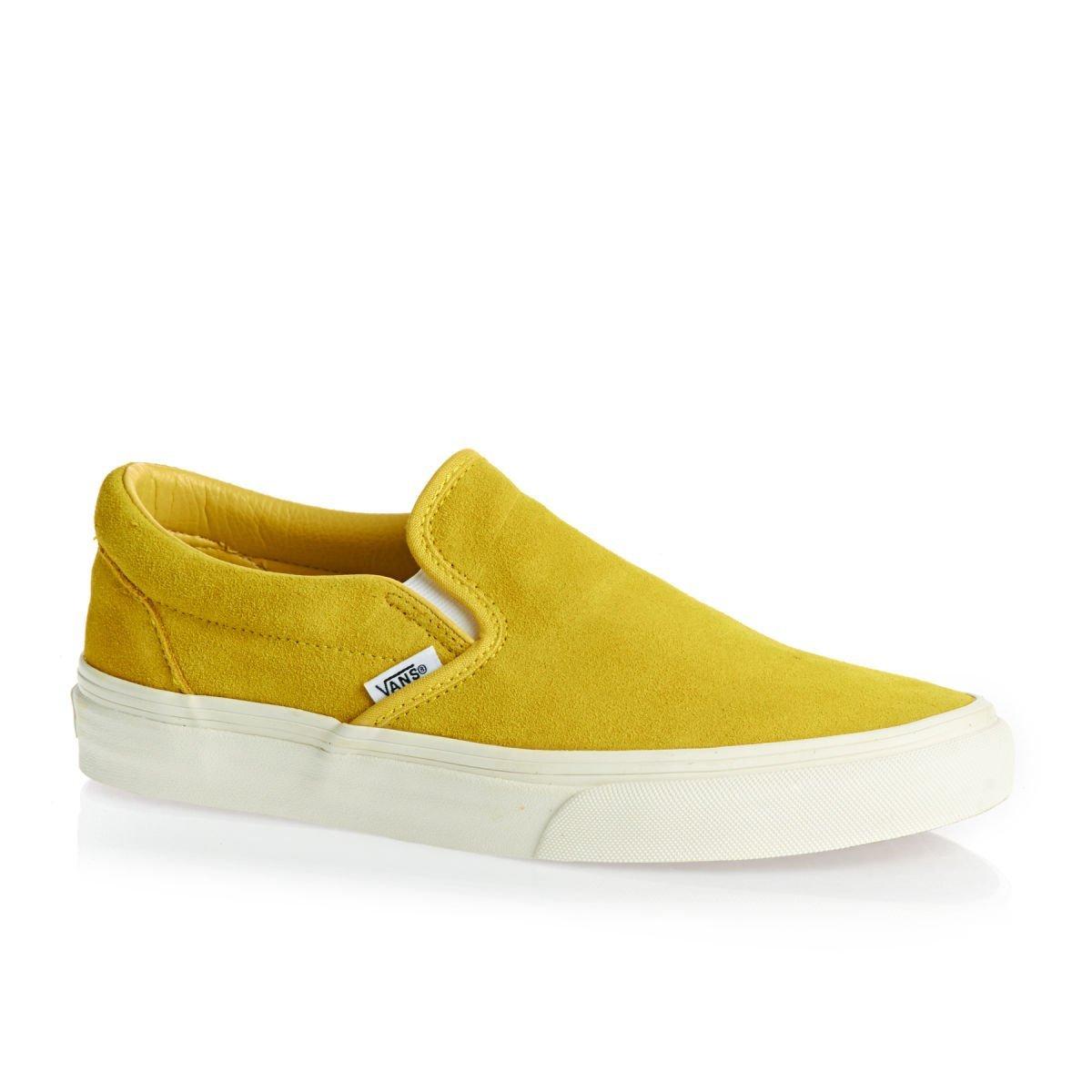 04dfc360dc Vans Shoes - Classic Slip ON - Vintage Suede Sulphur