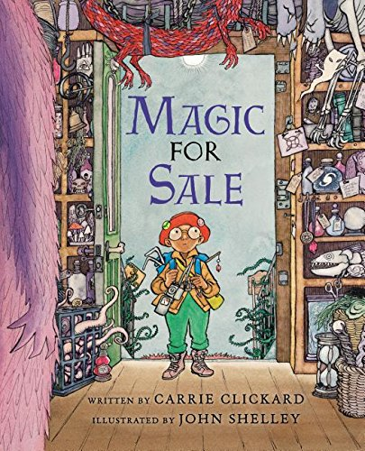 Book Cover: Magic For Sale