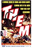 Them! Poster Movie 11x17 James Whitmore Edmund Gwenn Fess Parker James Arness