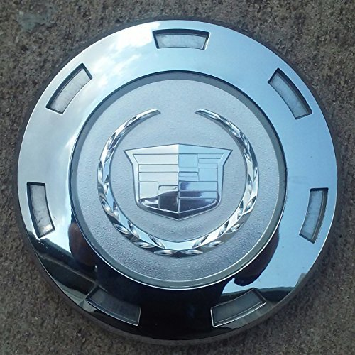 chrome cadillac rims - 7