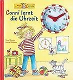 Conni lernt die Uhrzeit (Conni-Bilderbücher)