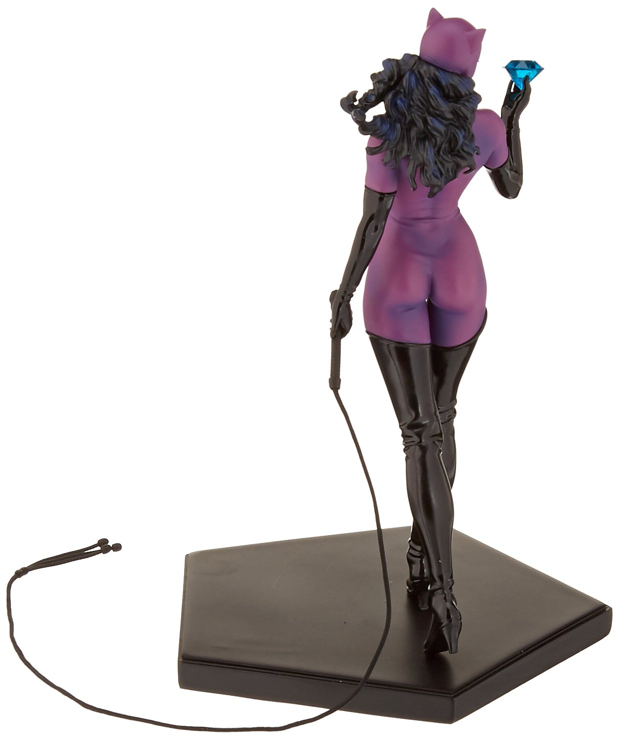 Ironstudios 1/10 Catwoman DC Comics Hand Painted Statue by Iron Studios (Image #2)