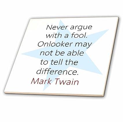 Amazoncom 3drose Alexis Design Quotes Mark Twain Mark Twain