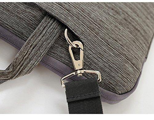 Theoutlettablet® Funda bandolera de transporte tipo maletin para Tablet Lazer Alcampo 10.1