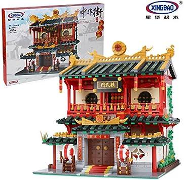 Xingbao Escuela de Artes Marciales 2882 Piezas con Caja Original ...
