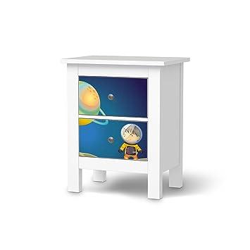 Möbelsticker Für IKEA Hemnes Kommode 2 Schubladen | Dekofolie Klebetapete  Folie Aufkleber Möbel Dekorieren | Modernes