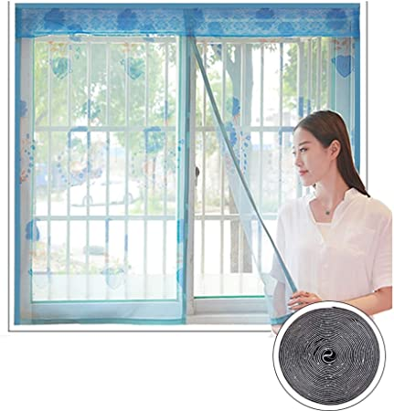 Moustiquaire Filet pour Portes /> maintient les mouches et moustiques hors /<
