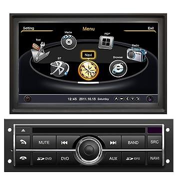 Generic 7 cm S100 1 G CPU coche Stereos para winca Chrysler ...