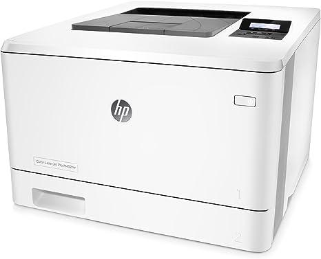 HP Color LaserJet Pro M452nw - Impresora láser a color (A4, hasta ...