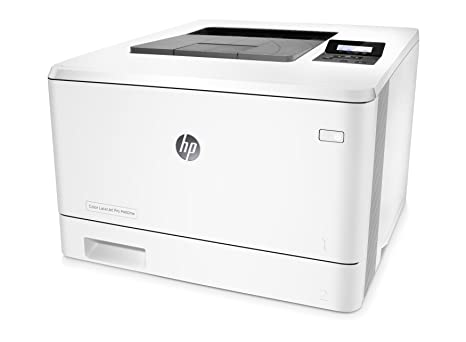 HP Color LaserJet Pro M452nw - Impresora láser a color (A4, hasta ...