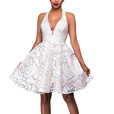 Wangmei Damen Kleid und Blazer: Amazon.de: Bekleidung