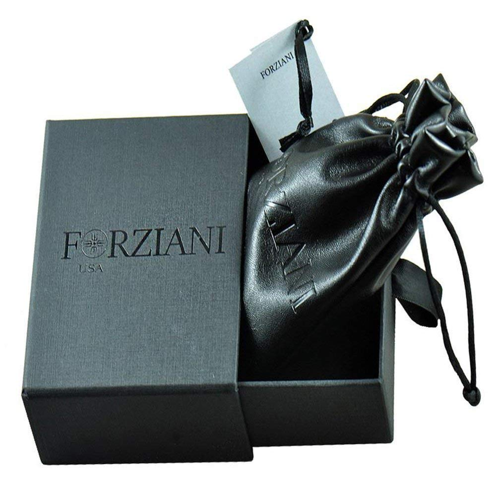 Sz Large High Quality Stainless Steel Link Chain Bracelet for Men Forziani STEAMPUNK Gift Packaging Included