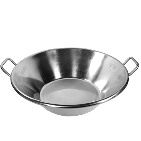 Amazon.com: Cazo Stainless Steel Large 22