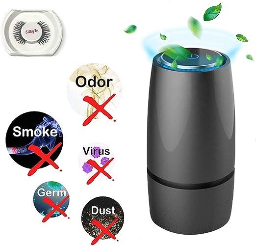 Lily Smart Iones Negativos purificador de Aire, ambientador de ...