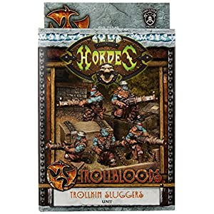 Privateer Press – Hordes – Trollblood: Trollkin Sluggers Model Kit