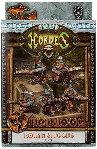 Privateer Press - Hordes - Trollblood: Trollkin Sluggers Model Kit 3