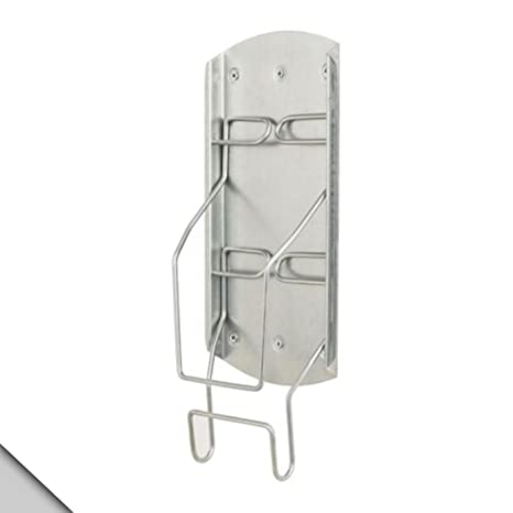 IKEA RATIONELL VARIERA IRON Wall Holder Storage Rack NEW Silver