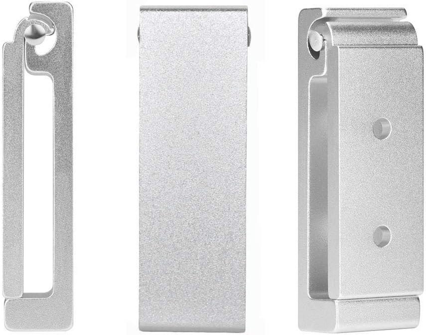 3 pezzi Gancio da parete pieghevole YOCZOX Gancio invisibile pieghevole per montaggio a parete in alluminio Gancio per cuffie Appendiabiti Appendiabiti creativo per cucina Bagno camera da letto oro