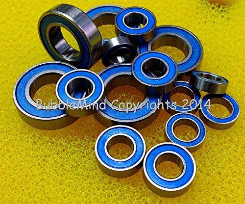 FidgetGear (Blue 9.5 / Hyper 7 / Hyper 8 Rubber Sea Ball Bearing Bearings Set