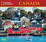 #7: National Geographic Canada 2019 Wall Calendar