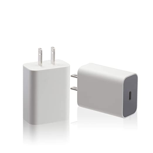 Amazon.com: Google USB-C Charging Rapidly Charger for 2nd & 3rd Gen Pixel devices (18W 3A Charger No Cable!!): Cell Phones & Accessories