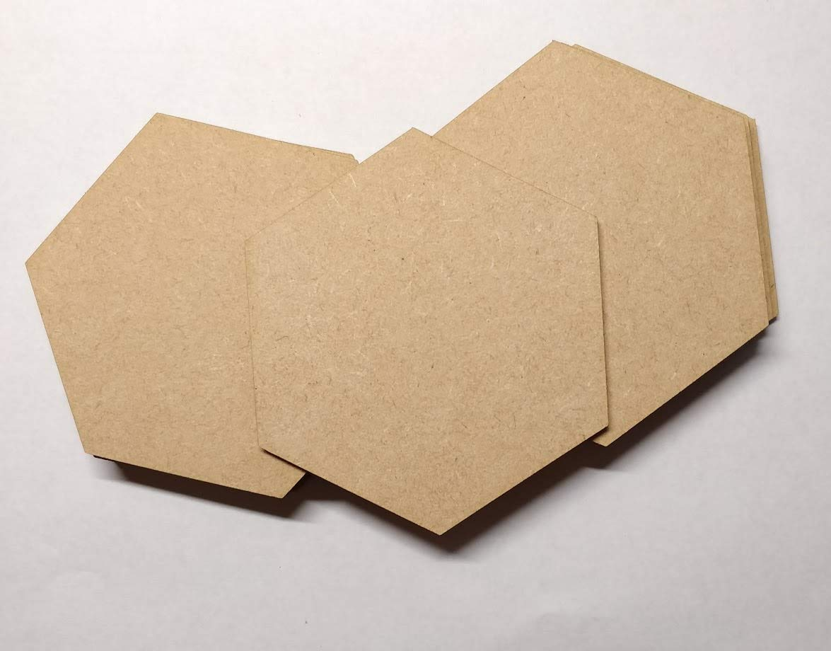 Mdf 10cm 3mm Laser Coasters Squares or Circles packs of 5 10 15 20 25 or 50