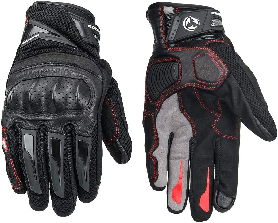 Lexin Herren Handschuhe Rollerfahrer Handschuhe Touchscreen Sport Handschuhe Für Schlitten Ski Motorrad Motorcross Fahrrad Mountainbike Paintball Und Mountainbike Sport Freizeit