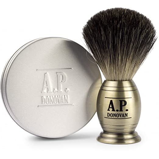 24 opinioni per A.P. Donovan- capelli Pure che rade Pennello tasso- Barbiere Shaving Set con