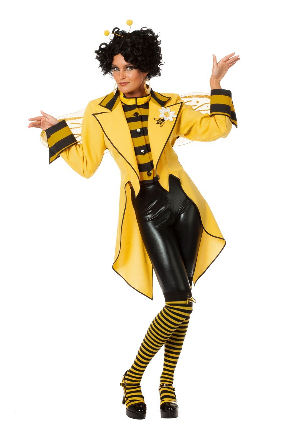 Bienenkostüm Bienenfrack, von Gr.36 bis Gr.56 (36) B00R622SLO Kostüme für Erwachsene Schön    Gutes Design