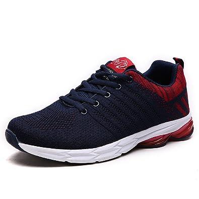 Zapatillas Running para Hombre Aire Libre y Deporte Transpirables ...