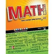 Glencoe Math, Course 2, Vol. 1, Your Common Core Edition, Student Edition (MATH APPLIC & CONN CRSE)
