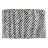 DII Ultra Soft Plush Spa Microfiber Shag Chenille Bath Mat Place in Front of Shower, Vanity, Bath Tub, Sink, and Toilet,...