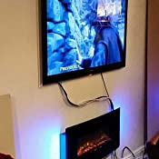 Ibra 174 Ultra Slim Wall Mount Bracket System For Samsung Lg