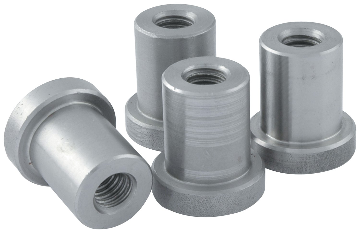 Allstar Performance ALL18552 1/2'-13 Weld-On Nut - Pack of 4 LAO8Q