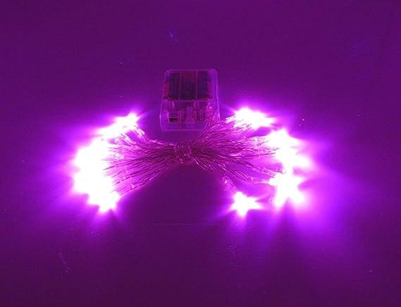 Lucine Camera Da Letto : Lucine a led fairy party per camera da letto bambino rosa a