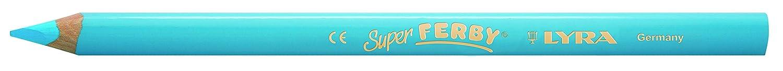 LYRA Super Ferby Lápices de colores, variados: Amazon.es: Juguetes y juegos