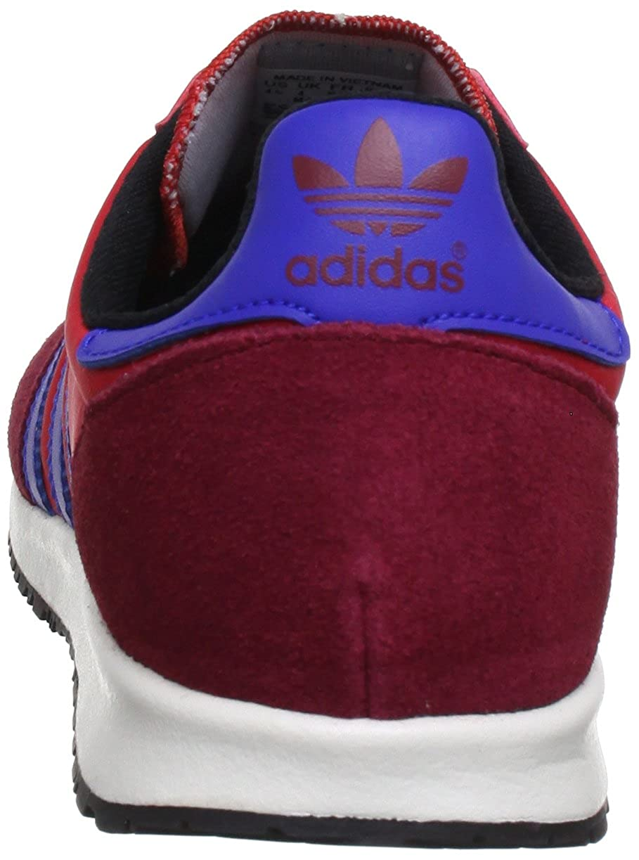 brand new 3a25d 709db adidas Originals Adistar Racer, Baskets Basses Homme, Rouge, Bleu (Vivid  Red STrue BlueCardinal 13), 39 13 EU Amazon.fr Chaussures et Sacs