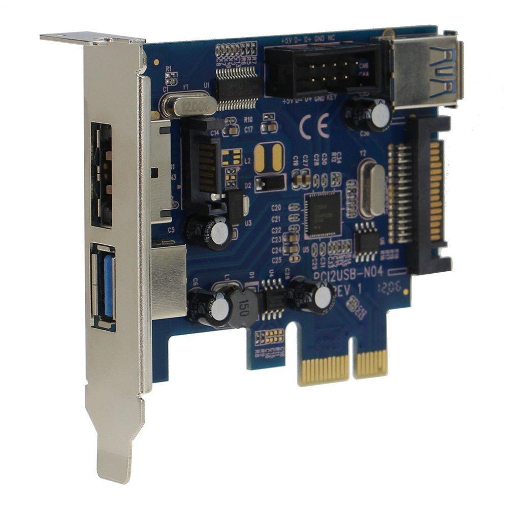 Renesas Electronics uPD720202 USB 3.0 64Bit