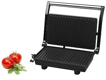 Medion Elektrogrill Test : Amazon medion md kontaktgrill panini grill watt