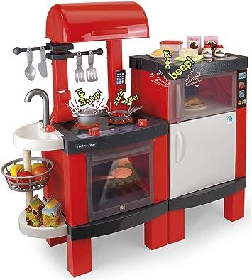 Chicos- Techno Chef Kitchen, Cocinita Infantil con Sonido y Luces ...