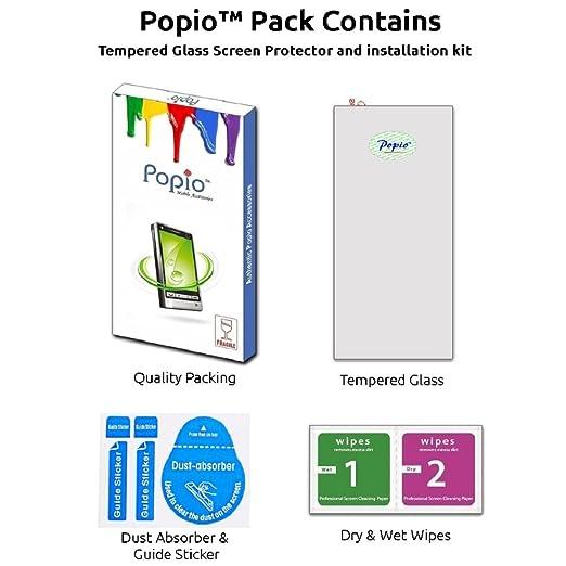 Popio Tempered Glass Screen Protector For Xioami Amazon In