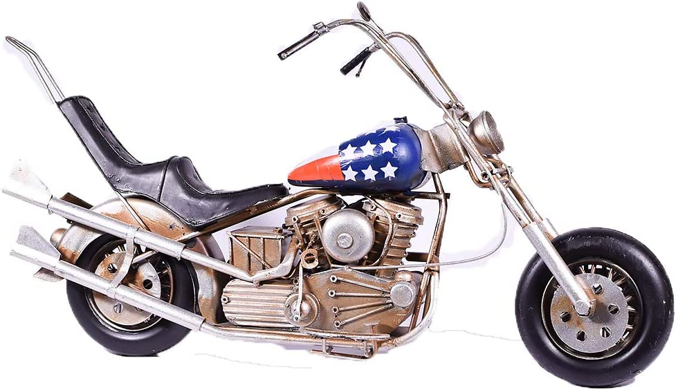 UniqueGift Réplica American Chopper Bike Motorcycle – Retro ...